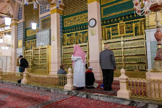 صور المسجد النبوي الشريف