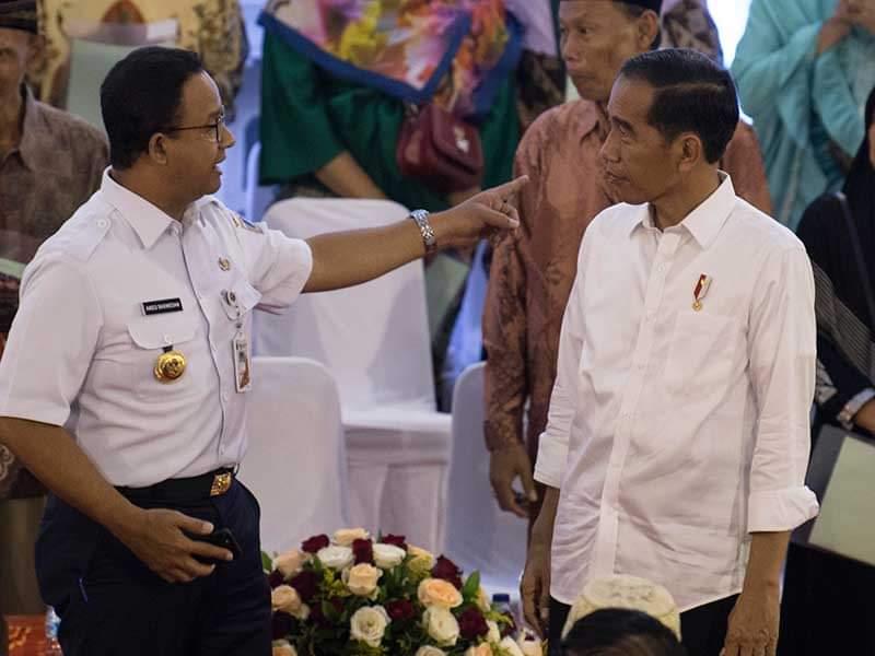 Jokowi Ditinggalkan Pendukung?