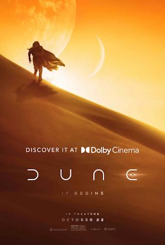 Dune (4K UHD Dual Latino / Ingles) (2021)