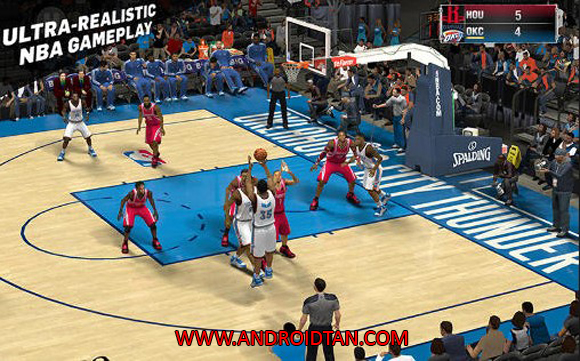 NBA 2K15 Apk Data for Android