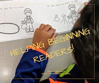 kid reading Teach Magically Teaching beginning readers