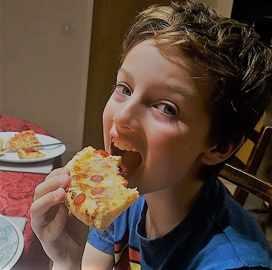 Missing Sleep: Our Family Dinner with The Pizza Kitchen