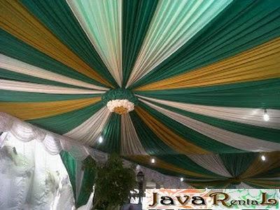 Sewa Tenda Dekorasi Vip Sewa Tenda Pernikahan Dekorasi