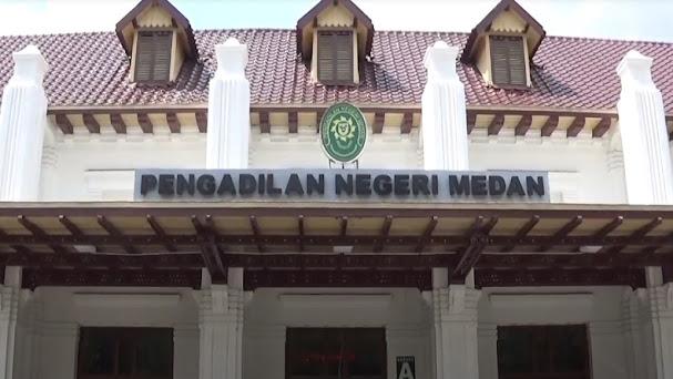Pengedar 23 kg Sabu-sabu Dituntut Hukuman Mati di PN Medan
