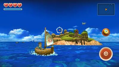 Oceanhorn النسخة الكاملة مهكرة