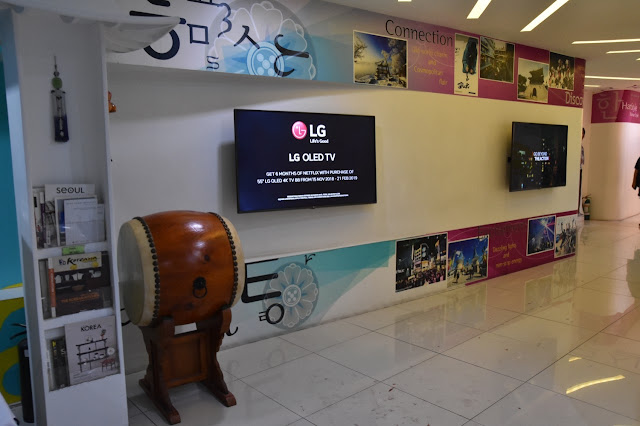 LG TVs Donation at the Korean Cultural Center in the Philippines