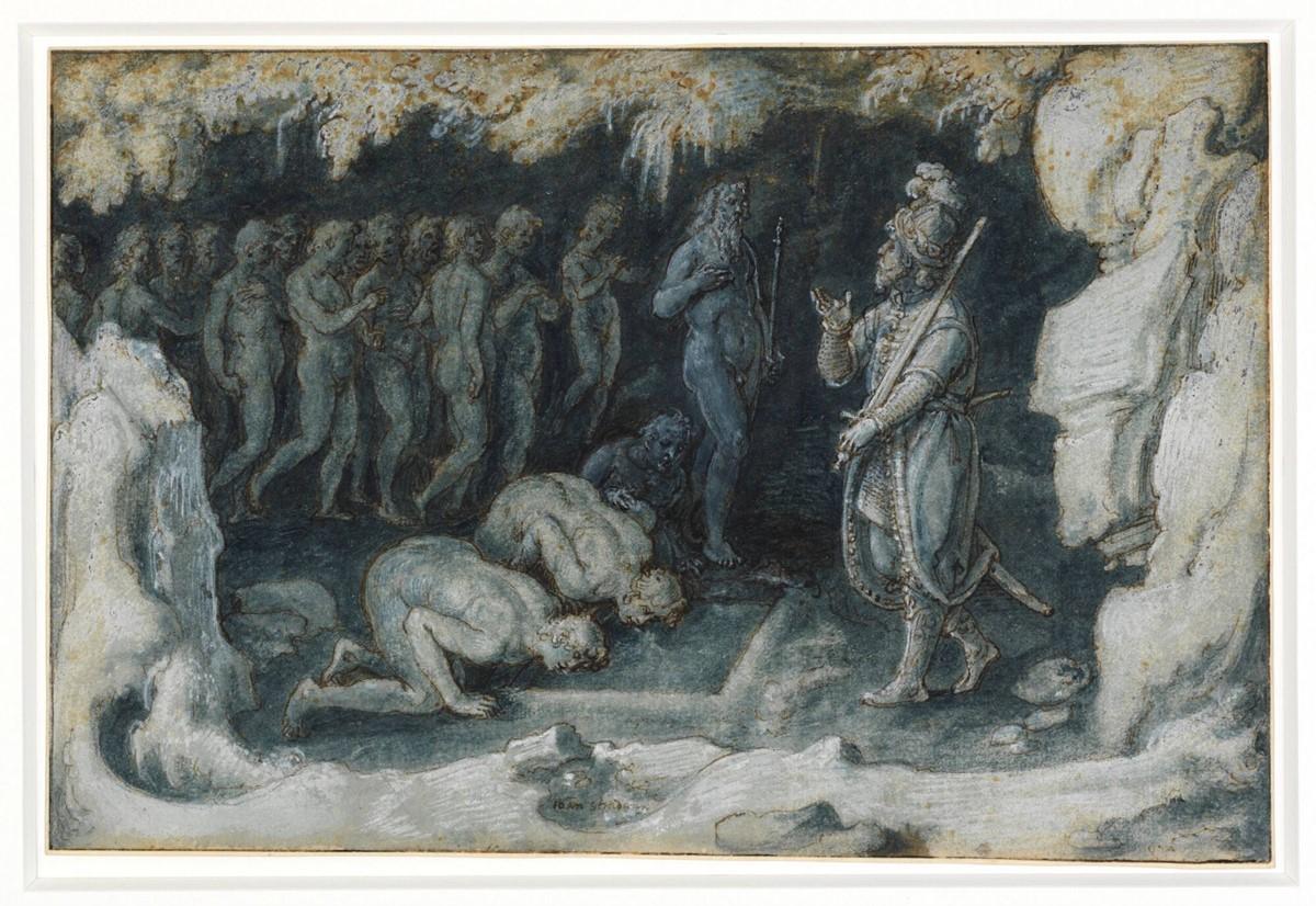 odysseus in hades