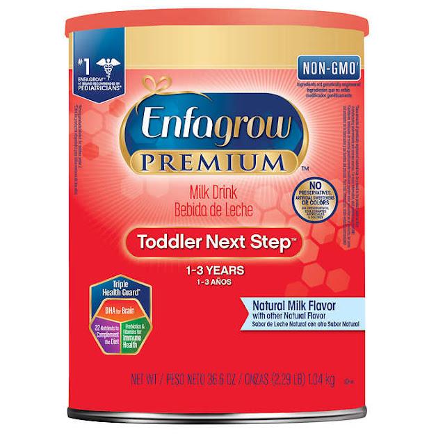 Sữa Enfagrow Premium Non-GMO Toddler Next Step