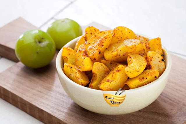 Amla Pickle Recipe in Hindi