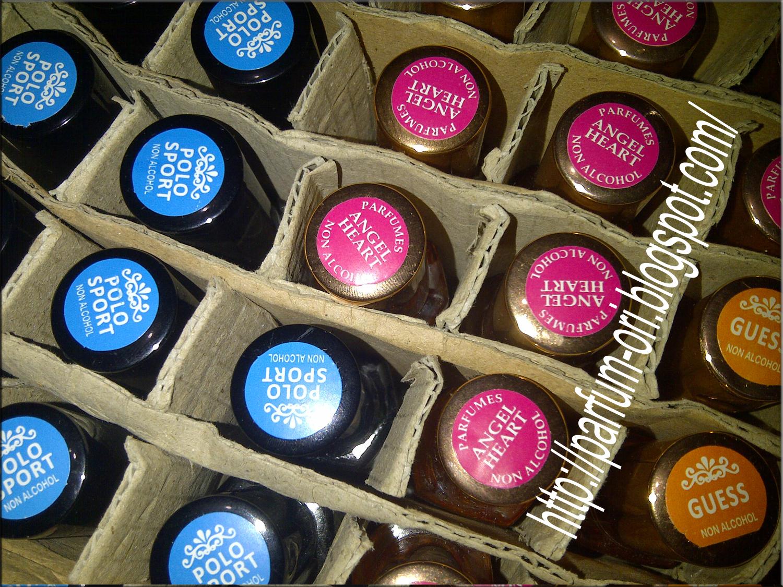 Pengiriman Parfum Original