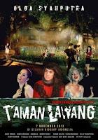 yakni dongeng wacana seorang jurnalis muda yang handal berjulukan Angie  Download Film Hantu Taman Lawang (2013) DVDRip