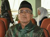 Innalillahi wainna ilaihi rajiun, Mustasyar PCNU Jepara KH Ali Irfan Mukhtar Tutup Usia