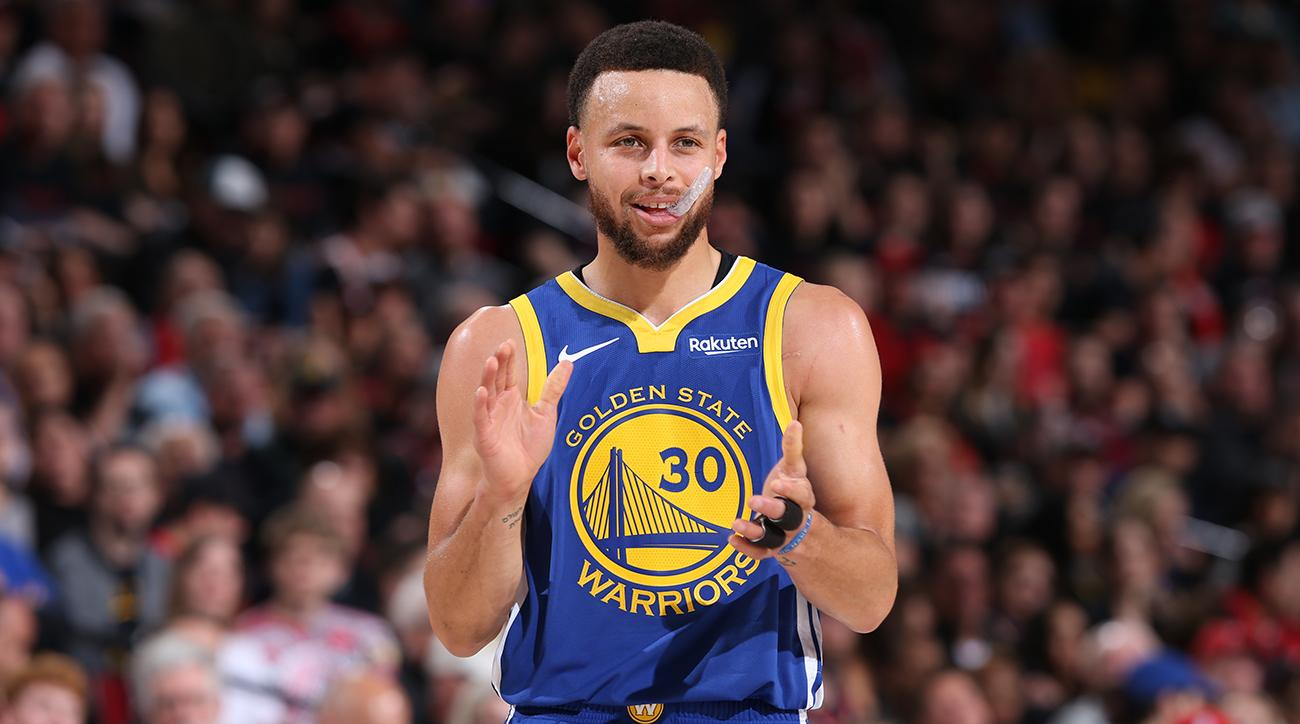 Stephen Curry: Stephen Curry