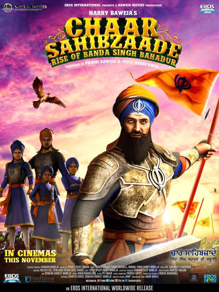Chaar Sahibzaade 2 The Rise Of Banda Singh Bahadur Panjabi Movie Download HD Full Free 2016 720p Bluray thumbnail