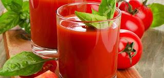 5 فوائد لعصير الطماطم