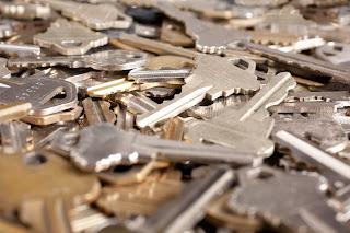 Pile of keys