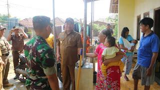 Pemkot Cirebon Turun Langsung Atasi Korban Banjir
