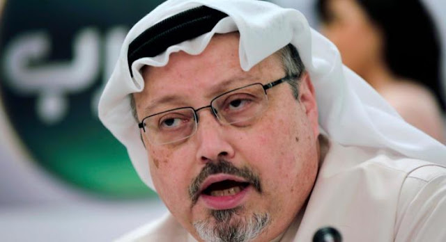 Nhà báo người Saudi Arabia Jamal Khashoggi