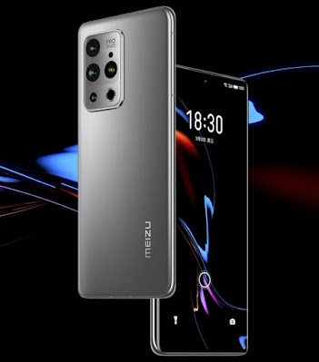 Meizu 18 pro full specifications