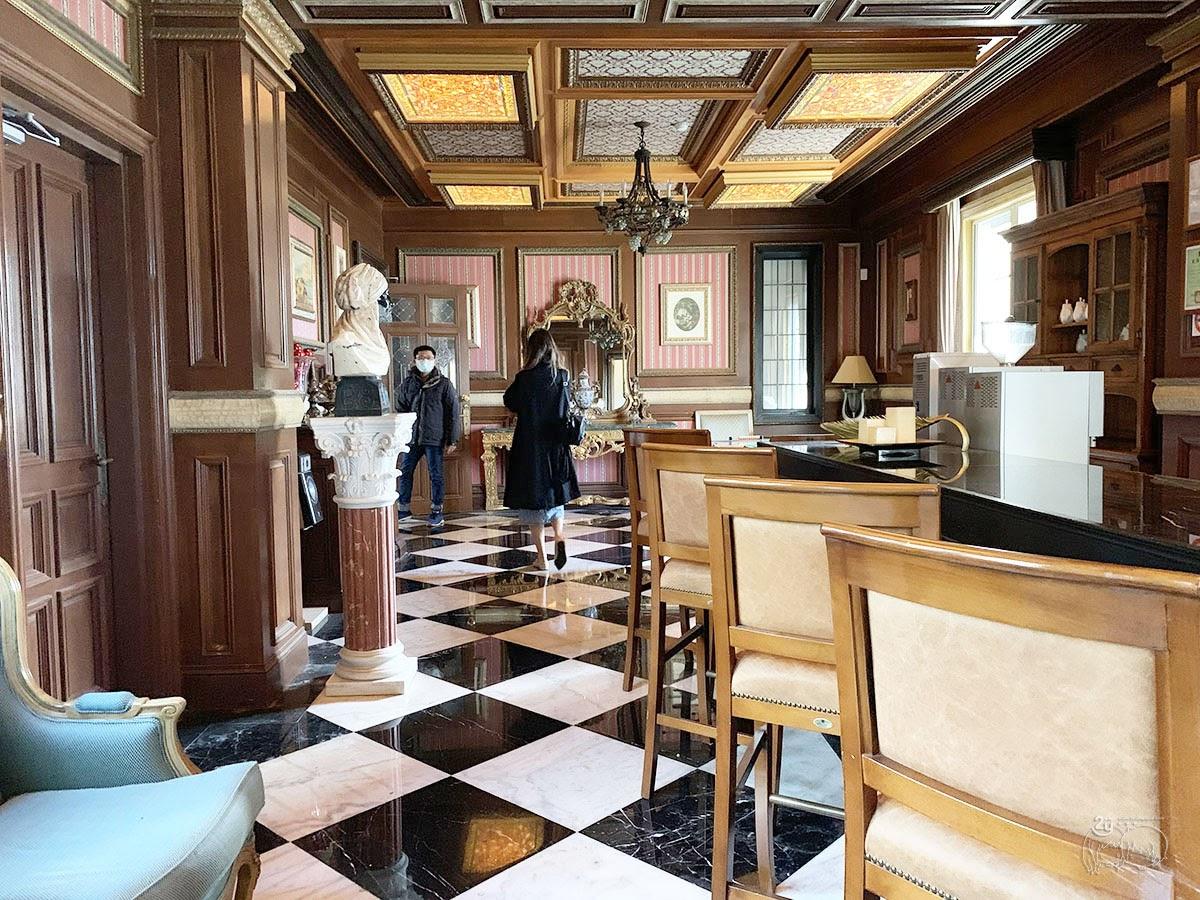 南投|仁愛鄉 老英格蘭莊園|維吉諾餐廳buffet早餐|莎士比亞音樂廳|享受華麗貴族之旅