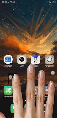 cara screenshot panjang oppo tanpa aplikasi