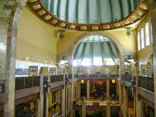 Palacio de Bellas Artes. Ciudad de Mexico