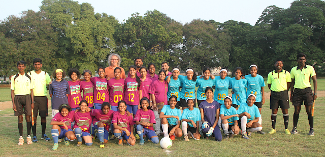 Goethe Super League 2016' interschool football matches held