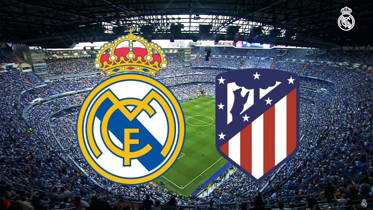 WATCH Real Madrid - Atletico Madrid live: LaLiga Santander Derby TV Guide and Schedule