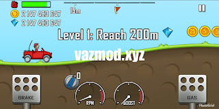 Free Hill Climb Racing Mod Apk