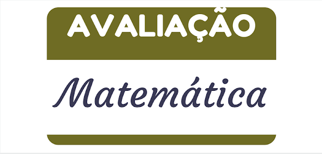 Avaliação de Matemática 5º ano