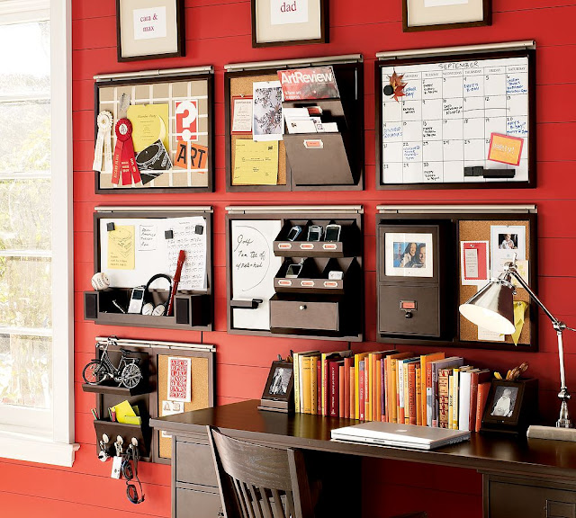 Interior Design - Home organization and storage design ideas