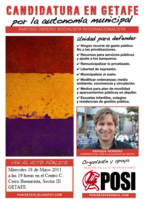 El Blog Del Posi De Getafe Mayo 2011