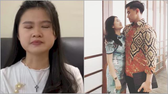 Nangis Tersedu Karena Di-ghosting, Felicia Ungkap Sudah Dibeginiin oleh Kaesang