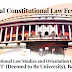 National Constitutional Law Fest, 2019