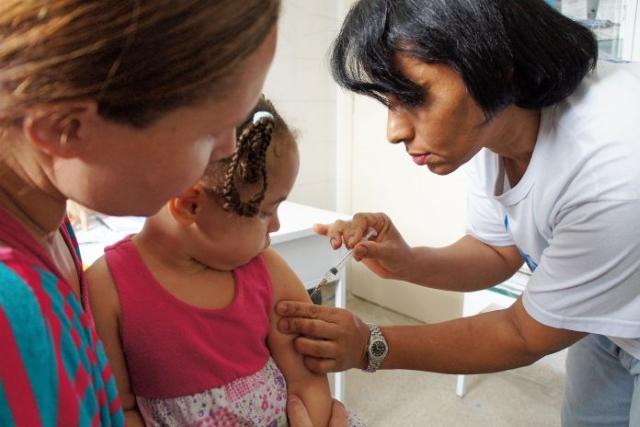 Campanha de vacinação contra influenza será iniciada em 12 de abril