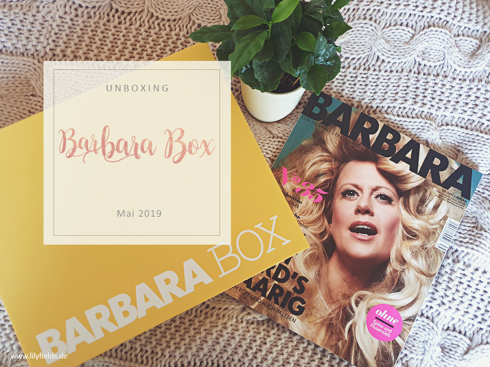 Barbara Box - 02/2019 Bikinifigur? - unboxing