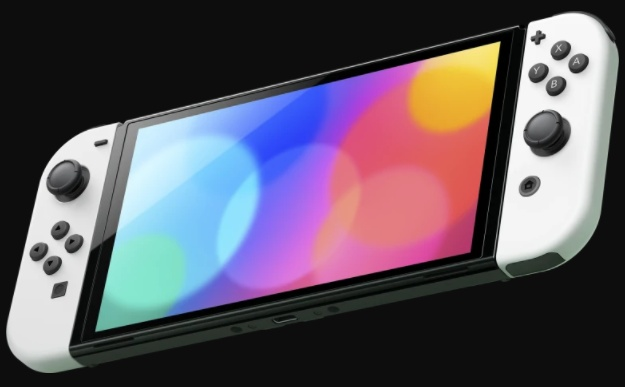 New Nintendo Switch (OLED Model) introduced