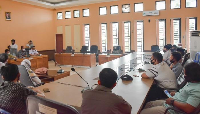 Dewan Terima Aspirasi Soal Diskriminasi Nelayan Sinjai