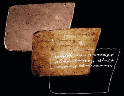 El reciente descubrimiento de una inscripción previamente invisible en la parte trasera de un antiguo fragmento de cerámica que se exhibió en el Museo Israelí de Jerusalén durante más de 50 años, ha llevado a los investigadores de la Universidad de Tel Aviv a considerar qué otras inscripciones ocultas pueden haber sido descartadas durante excavaciones arqueológicas, Antes de la disponibilidad de imágenes de alta tecnología.