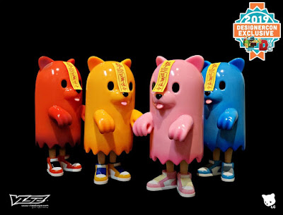 Designer Toys, Halloween, It's The Great Pumpkin Charlie Brown, Jiangshi, Luke Chueh, Vinyl Figures, VTSS