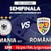 Euro U21, Germania-România în direct live sopcast
