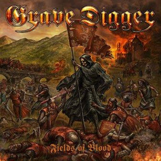"Το album των Grave Digger ""Fields of Blood"""