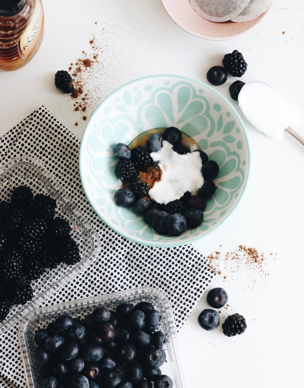 Love Berries Balancing and Brightening Face Mask Recipe