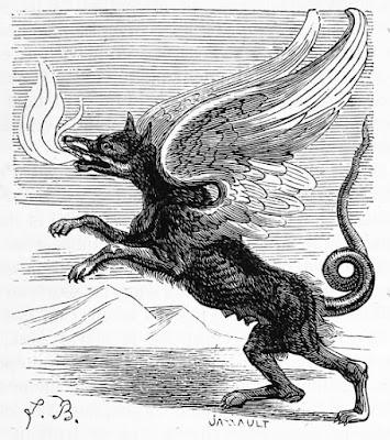 marchosias, goetia, daemon, ocultismo