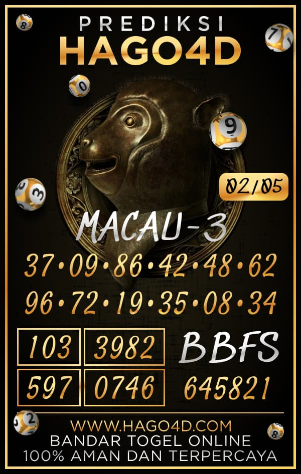Hago4D - Rumus Togel Toto Macau P3