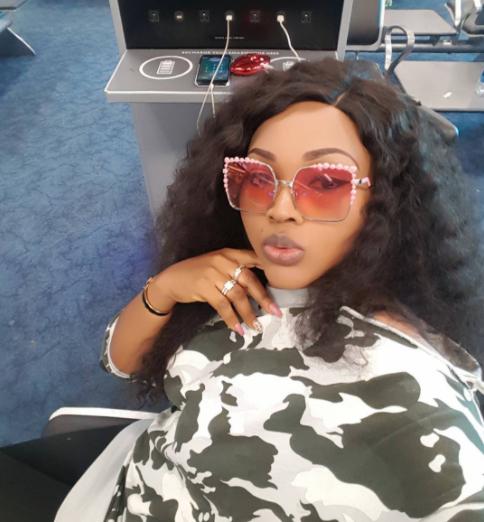 Actress Mercy Aigbe loses dad