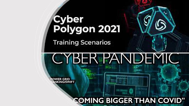 Cinema Secreto: Cinegnose: Evento 'Cyber Polygon': a próxima pandemia será  digital?