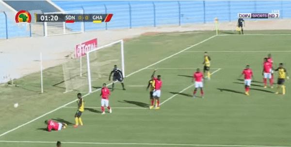 بث مباشر :مشاهدة مباراة السودان وغانا اليوم 17-11-2020 تصفيات كأس أمم أفريقيا