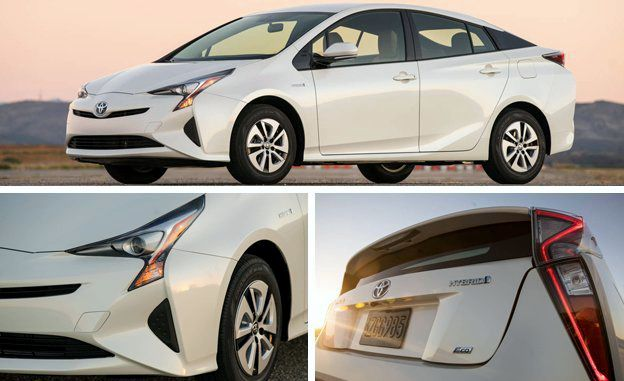 2016 Toyota Prius At Driven