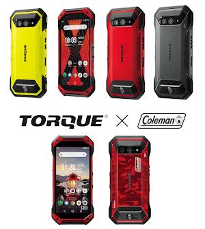 京セラ、タフネススマホ「TORQUE 5G」を触って試せるタッチ&トライブースをイオンモール、モリパークなどで開設!
